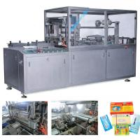Buy cheap PVC Cellophane Film Overwrapping Machine Tear Tape Wrapping from wholesalers