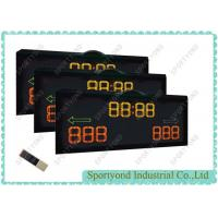 Buy cheap Small Led Digital Portable Electronic Scoring Board With Wireless Ir Controller from wholesalers
