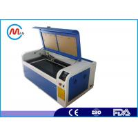 Buy cheap Blade / Vacuum Table 9060 Laser Wood Cutter Machine Water Cooling One Year Warranty from wholesalers