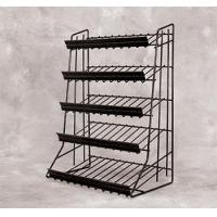 Buy cheap Convenience Store 5 fixed Wire display racks replacement for display candy and snack from wholesalers