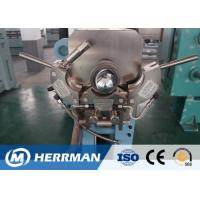 Buy cheap Single Screw Wire And Cable Extrusion Line PE PP PVC Extruder Machine NSK Bearing from wholesalers