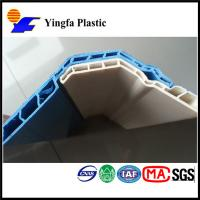 Buy cheap UPVC Spanish roof tile/plastic roofing sheet/PVC corrugated roofing tile/Hollow roof tile from wholesalers