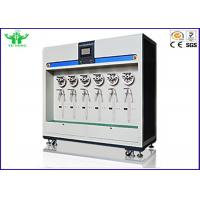 Buy cheap 6 Station Wire Testing Equipment For Robot Cable Bending Test Cria 0003.2 from wholesalers