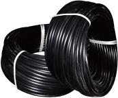Buy cheap 8MM 2.5 Bar Polyethylene Irrigation Pipe  Agriculture Garden Black Plastic Water Pipe from wholesalers