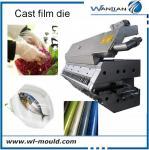 Flat Die/ Cast Film Die/  Cast Film  T Die/  Cast Film Mould/ Extrusion Cast Film T Mould