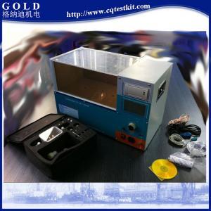 Buy cheap Easy Operation 100kV HV Insulating Oil Breakdown Voltage Tester product
