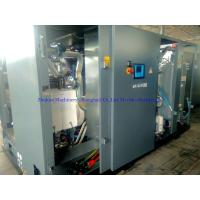 Buy cheap 132kw Atlas copco screw air compressor 8bar for Industrial purified water best sale from wholesalers