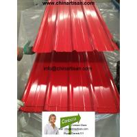 Buy cheap 0.30mmThickness *840mm Width PRE PAINTED CORRUGATED ROOFING SHEET from wholesalers