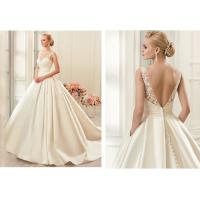 Buy cheap Bridal Lace Sweet Wedding Dresses Embroidered Pin To Restore Ancient Strap from wholesalers