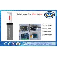 Buy cheap OEM / ODM Solar Power Integration Extendable DC Toll Barrier Gate product