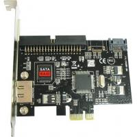 Buy cheap 3 SATA+1 IDE to PCI RAID Card Adapter from wholesalers