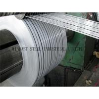 Buy cheap 200S / 300S / 400S Polished Stainless Steel Strips , Spring Steel Strip from wholesalers
