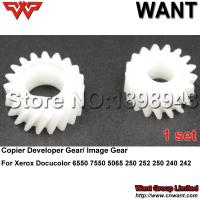 Buy cheap DCC6550 xerox developer gear Copier parts for Xerox docucolor 6550 7550 5065 252 250 240 242 image gear from wholesalers