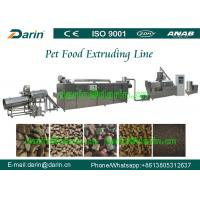 Buy cheap Large capacity pellet fish feed extruder machine for Make Animal Food from wholesalers