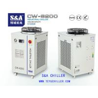Buy cheap Refrigeration type industrial water chiller S&A China supplier from wholesalers