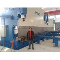 Buy cheap Metal Frame Hydraulic Cnc Sheet Metal Bending Machine With 18 Meters from wholesalers