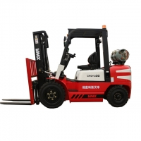 Buy cheap CNG / Lp Gas Forklift With Nissan K21engine , Compact Electric Forklift from wholesalers