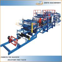 Buy cheap Botou Plc Controlled Sandwich Panel Roll Forming Machine Prices from wholesalers