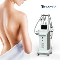 Buy cheap Beauty Salon Equipment rf Vacuum Roller Massage Slimming Velashape Machine for Face Contouring from wholesalers
