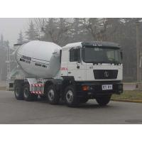 Buy cheap CLWShaanxi Automobile Delong top four after eight concrete mixer (SX5315GJBJT346 from wholesalers