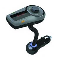 Buy cheap Bluetooth hands-free car kit with usb car charger FM transmitter from wholesalers