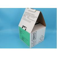 Buy cheap Laboratory Medical Specimen Shipping Boxes / Special Sample Drop Box For Transport from wholesalers