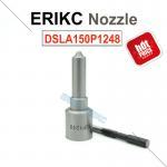 Buy cheap ERIKC DSLA150P 1248 bosch CR fuel oil spray nozzle DSLA 150P 1248, common rail diesel burner nozzle tip DSLA 150 P1248 from wholesalers