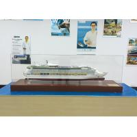 Buy cheap Mariner Of The Seas Royal Caribbean Cruise Ship Models , Handcrafted Model Ships from wholesalers