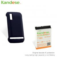 Buy cheap Kandese Extended Capacity 5600mAh Li-ion Battery for Phone MOTOROLA MB855 from wholesalers