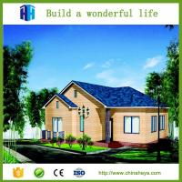 Buy cheap China export 70 square meter steel frame prefab house ukraine from wholesalers