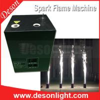 Buy cheap electronic spray Intelligent Fireworks machine No gunpowder Bar wedding cold flame from wholesalers