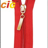 Buy cheap Customized Open End / Close End Metal Zippers For Garments Eco Friendly product