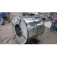 Buy cheap Hot Dipped Galvanized Steel Coils , SGCC(SGCH) / ASTM A653 / DX51D from wholesalers