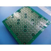 Buy cheap FR -4 Thin 6 Layer Pcb Prototype Circuit Board 0.6mm Thick Half Oz For Each Layer from wholesalers