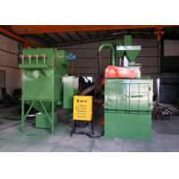 Buy cheap 3P Steel Shot Blasting Equipment , Shot Peening Machine For High Precision Casting Industry from wholesalers
