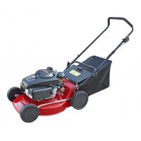 Buy cheap KT-LM18M Hand Push Gasoline Lawn Mower , Chinese Gasoline Engine 4.7 HP from wholesalers