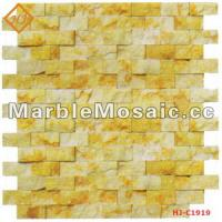 Buy cheap marble mosaic Tiles for mosaic wall - 【Good Quality】Yunfu HuanJian Stone Ltd. from wholesalers