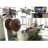 Buy cheap wire o bind and punch inline machine PWB580 for Notebook and calendar from wholesalers