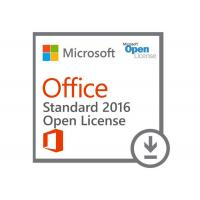 Buy cheap Standard Global Language Microsoft Office 2016 Pro Key With USB/DVD Package from wholesalers