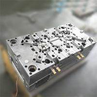 Buy cheap Hand Loaded Inserts Precision Injection Mould For PP +10%GF Housing Stem from wholesalers