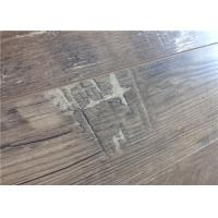 Buy cheap 8mm EIR DIY Timber Flooring , Floating Engineered Wood Flooring with V Groove from wholesalers