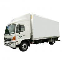 Buy cheap FRP Refrigerated Truck Body For Cold Chain from wholesalers