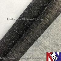 Buy cheap polyester Non-woven Interlining Super White Chemical Bonded 40 44 60 Width from wholesalers