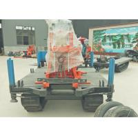 Buy cheap XY-1 Down The Hole Drill Rig , Geological Drilling Rig Machine from wholesalers