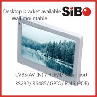 Buy cheap In Wall Mounted Android Tablet PC With POE For Smart Home Control from wholesalers