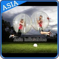 Buy cheap 1.0mm PVC/TPU Soccer bubble , Recreational soccer , Wholesale ball pit balls , Loopy ball from wholesalers