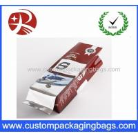 Buy cheap Stand Up Aluminum Foil Pouches Coffee Packaging Bags With Center Seal Bag from wholesalers