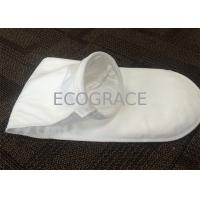 Buy cheap 50 Micron Filter Bag Liquid Polypropylene Filter Bags for Sugar Plant from wholesalers