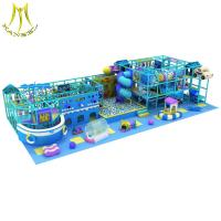Buy cheap Hansel fair attractions kids soft indor playground toys for kids game center from wholesalers