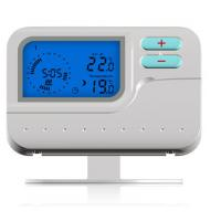 Buy cheap Air Conditioner RF Room Thermostat Weekly Programmable With Keypad Lockout product
